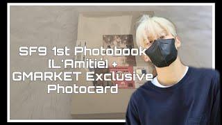 [UNBOXING] SF9 에스에프나인 포토북 언박싱 1st Photobook [L'Amitié] + Gma…