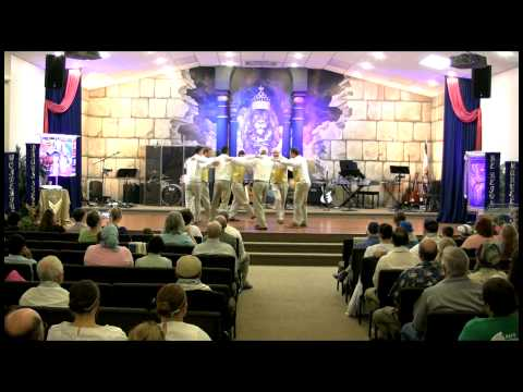 2015 Shavuot Shout of El Shaddai
