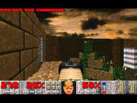 Doom 2 master levels level 2 youtube for Level master