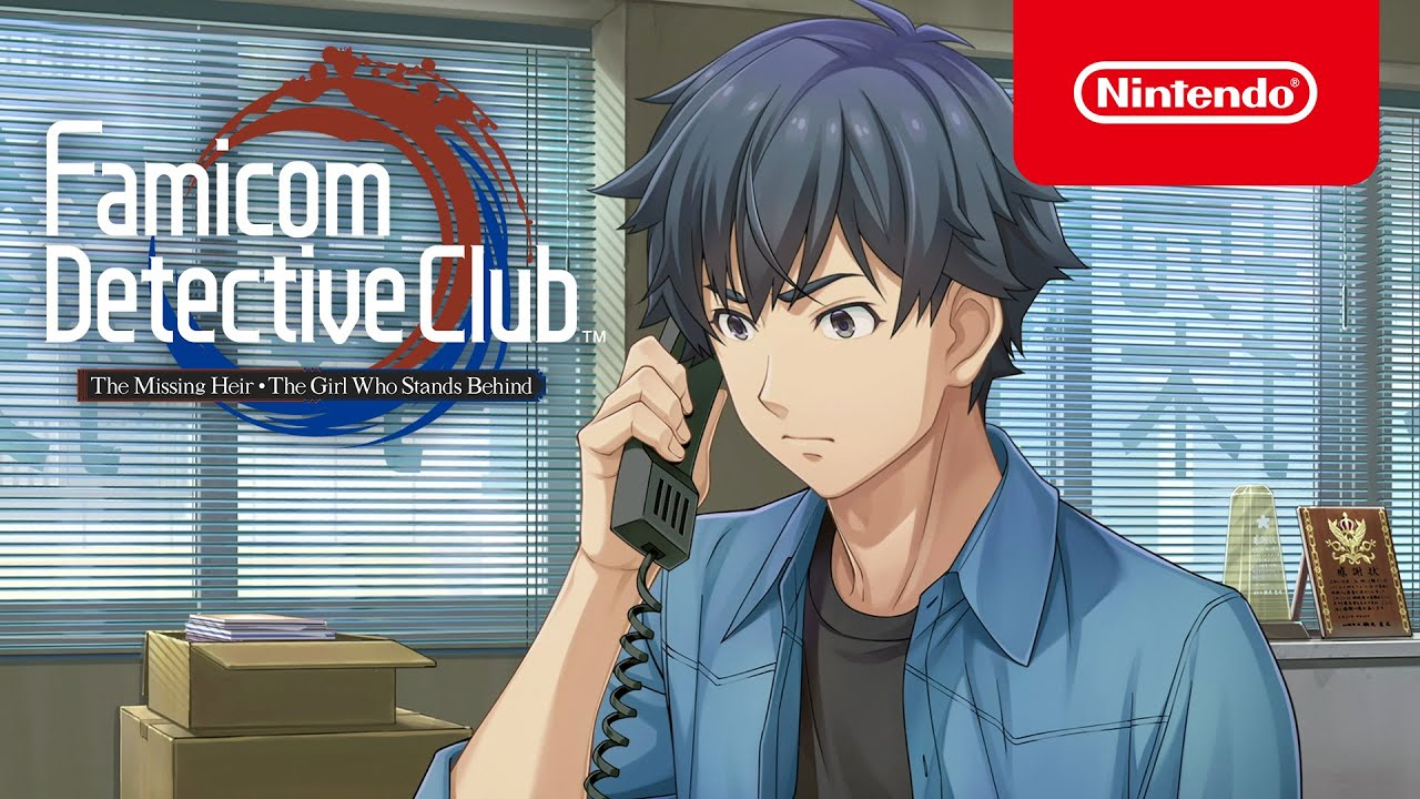 Famicom Detective Club (Nintendo Switch) – Achterhaal de waarheid in dit mysterieuze dubbelpakket