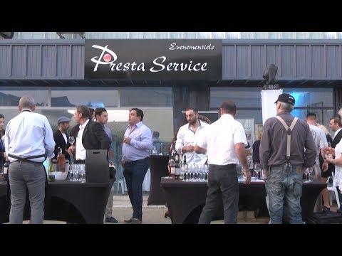 Presta Service organisation de mariages, banquets, cocktails et personnels de restauration :