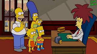 Los Simpson'Bob Italiano' Parte 2/5