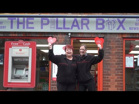 Cullompton Post Office Reopens 2019