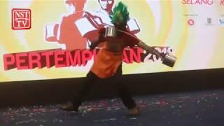 Syed Khaidir is the champion of Battle of Teh Tarik 2018