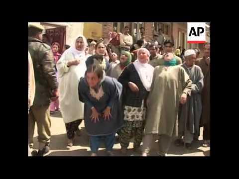 Police shoot dead militants near famous lake