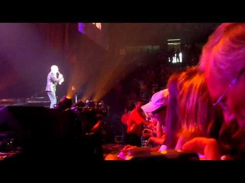 Michael Buble - Ottawa 7/2/2014 - SPIDERMAN