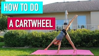 Beginner Gymnastics: How t๐ do a Cartwheel