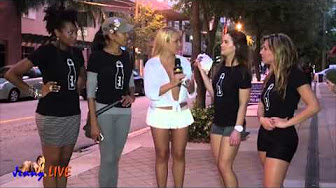 Jenny Scordamaglia @ Miami In Session Pool Party @Shore