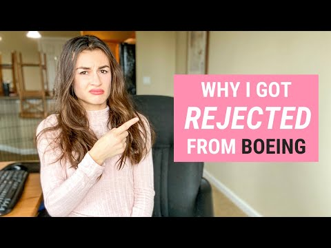 I GOT REJECTED BY BOEING | Interview Fail