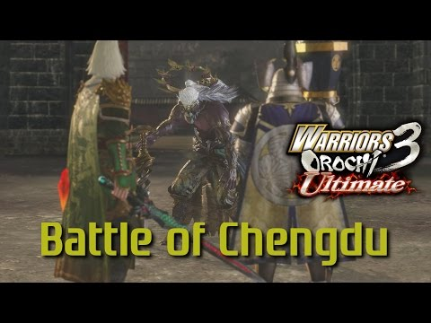 Warriors Orochi 3 Ultimate [PS4] | Battle of Chengdu