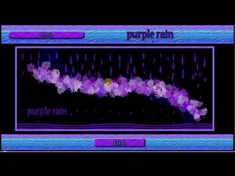 Website Design for Sale: Purple Rain