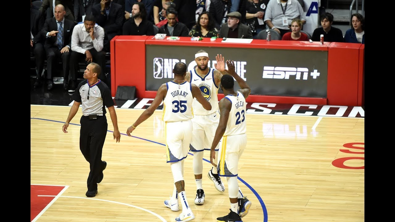 demarcus-cousins-debut-with-the-golden-state-warriors-january-18-2019