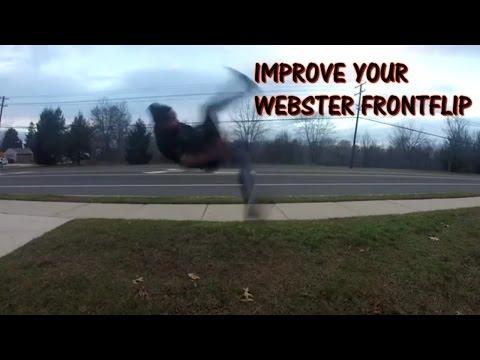 HOW TO IMPROVE YOUR WEBSTER/ WEBSTER TUTORIAL [Parkour & Freerunning|| ZeKay Parkour]