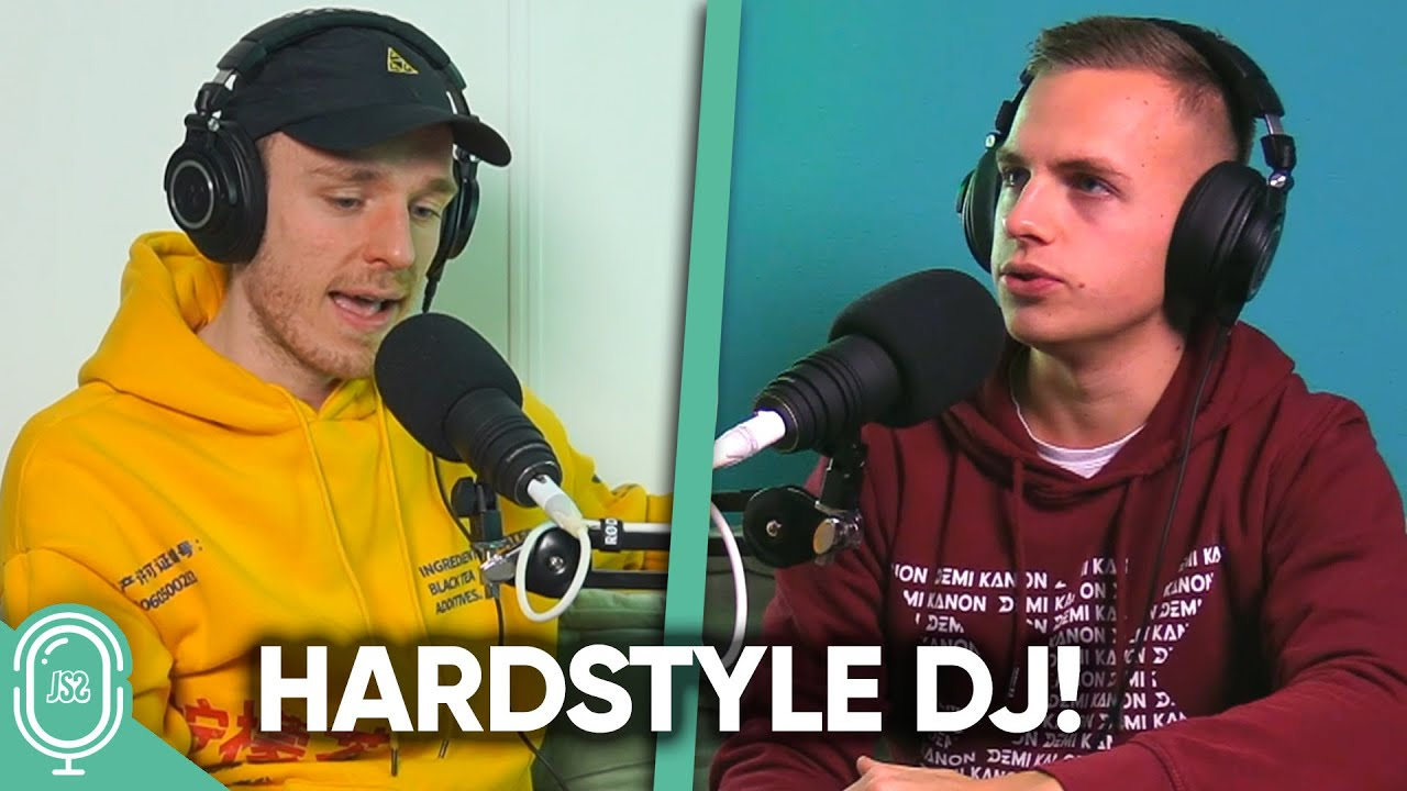DEMI KANON OVER HET LEVEN ALS HARDSTYLE DJ! - De Zolderkamer #52