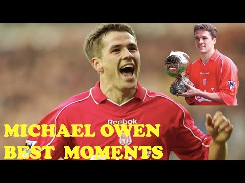 Michael Owen • Underrated Legend • Best Skills & Goals