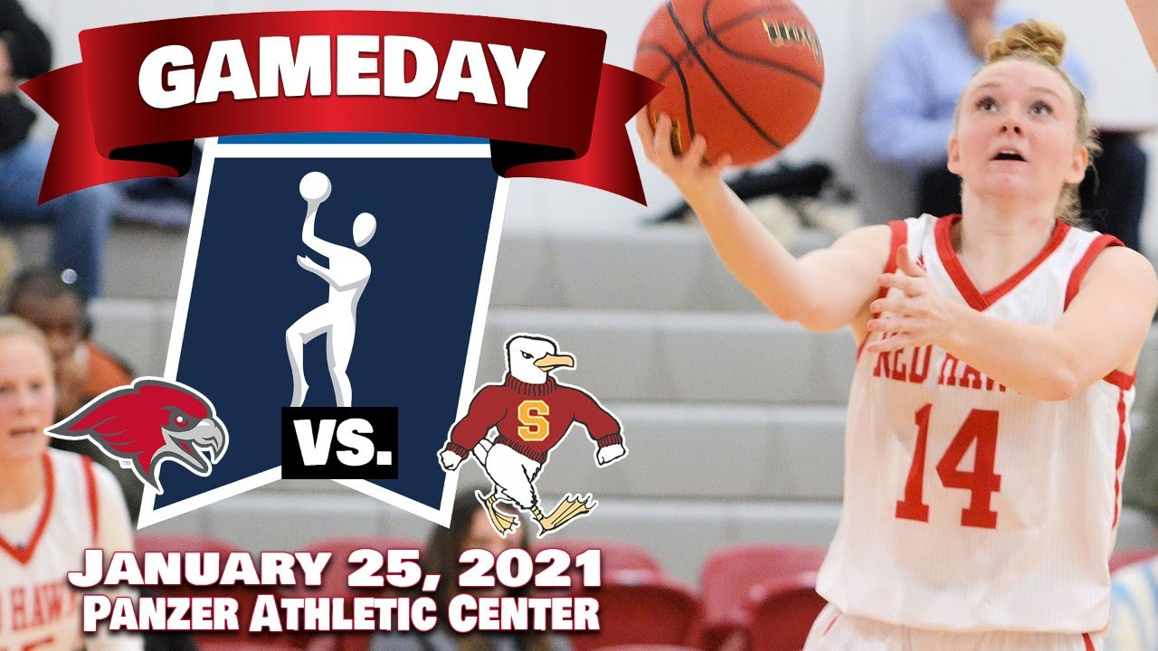 Montclair State Women's Basketball vs. Salisbury (Jan. 25, 2021)