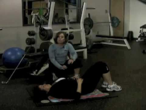 Glutes, Hips, In-Line Lunge assessments for golf fitness