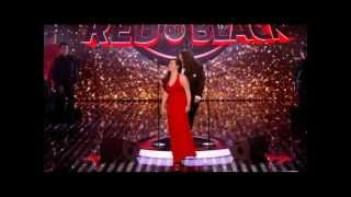 Jonathan and Charlotte - The Prayer with Only Boys Aloud on Red or Black (HD)
