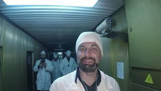 Praeiteis Žvalgas - Černobylio elektrinė