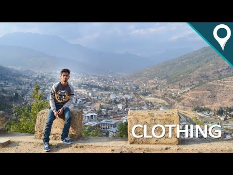 Travel Now : Bhutan Weather and Clothing
