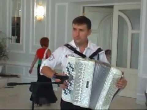 Баянист-виртуоз Сергей Сидоров