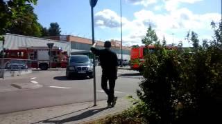 Les pompier allemand