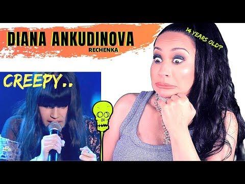 """DIANA ANKUDINOVA - RECHENKA Reaction - Диана Анкудинова """"реченька""""  Lucia Sinatra Vocal Coach"""