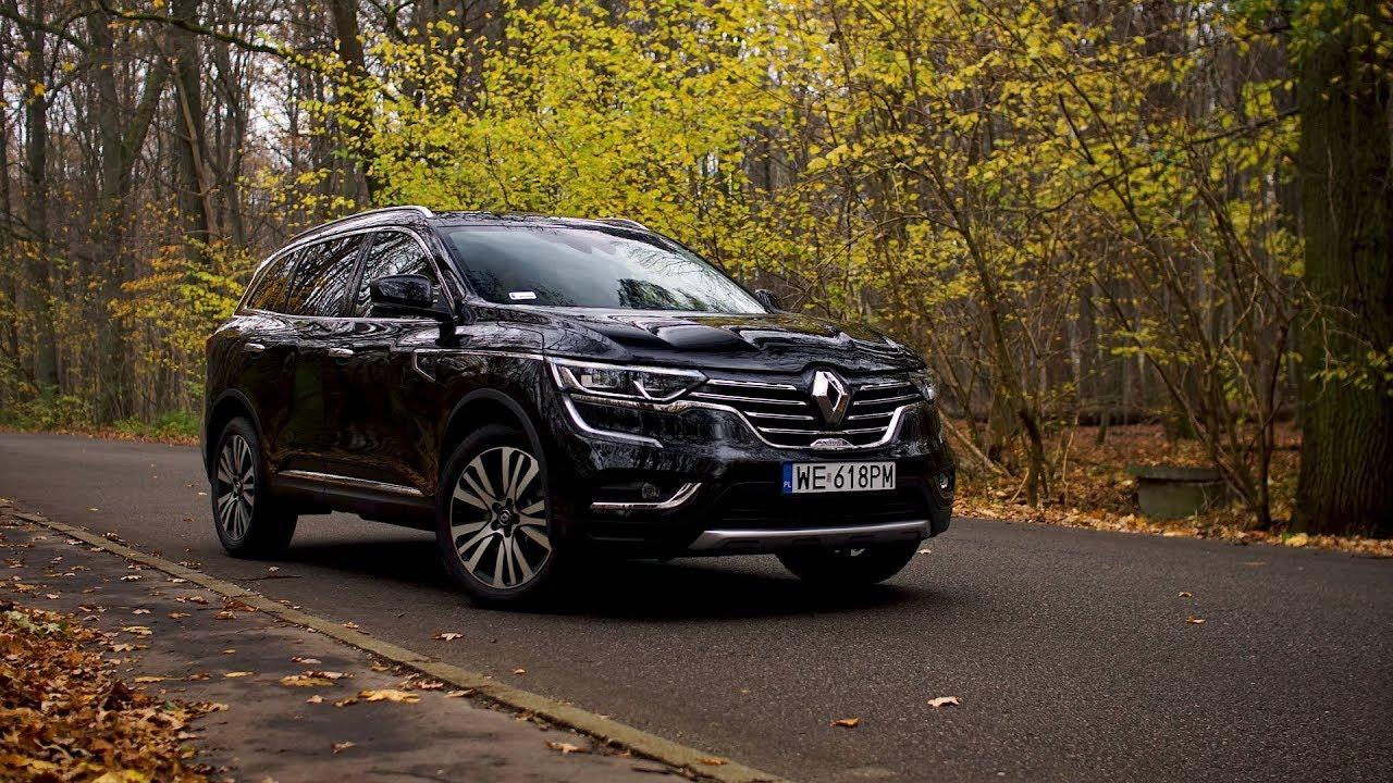 2017 Renault Koleos 2 0 Dci 175 X Tronic 4x4 Acceleration 0 190 Km H Youtube