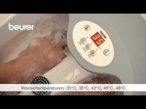 Beurer FB 50 Relax-Fußbad im Detail-Check