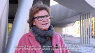 ►BELLISSIMA: A Conversation with ANNA MATTIROLO, Director of MAXXI Arte | Exclusively for yoox.om Thumbnail