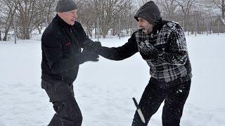 Вадим Старов Самооборона Real Self Defense Systema Spetsnaz