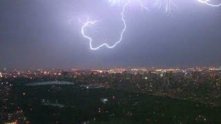 "Scientists discover ""dark lightning"""