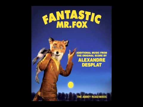 20. Mr. Fox and Mrs. Fox - Fantastic Mr. Fox (Additional Music)