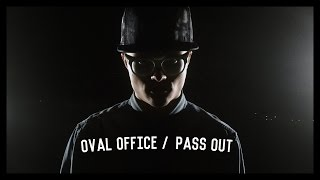 GARY WASHINGTON ft. GREEEN - Oval Office / Pass Out | JMC | HALBFINALE