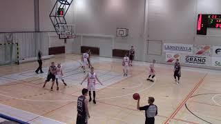 EBT - Aalto-Basket (1/2), 26.11.2017, M1DB