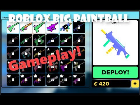 Big Paintball Roblox Wiki Aimbot Roblox For Big Paintball