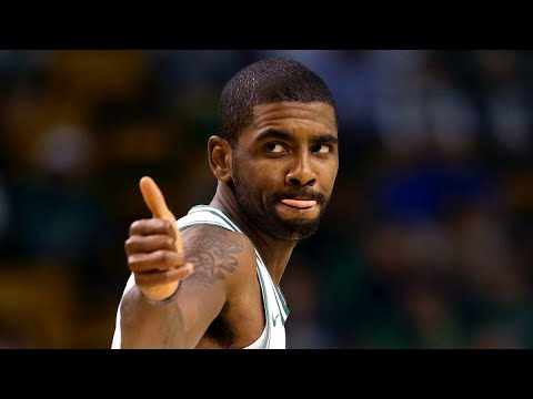 Is Kyrie Irving HAPPY in Boston?