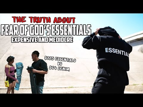 Fear of God Essentials (FOG) Pacsun VLOG, HAUL, LOOK BOOK REVIEW..Too EXPENSIVE for what it is?