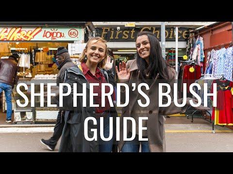 Londoner's Guide To Shepherd's Bush (ft. Hannah Witton) | London Travel Guide | Love And London