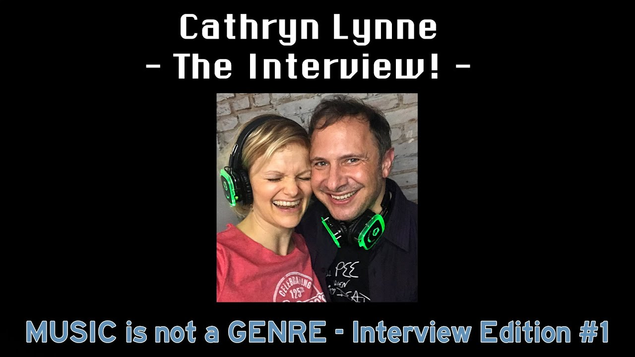 My interview with Cathryn Lynne