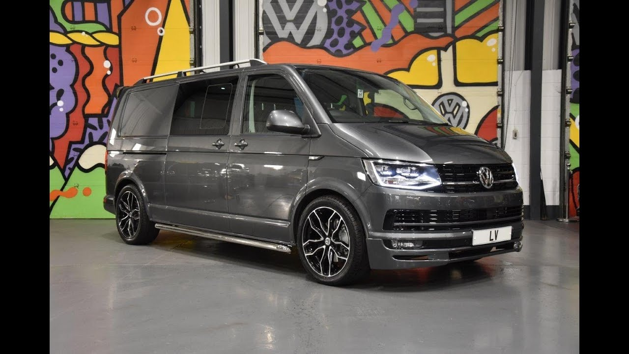 Spec Walkaround LV Sportline VW Transporter T6 LWB 2 0BiTDi 204PS DSG  Highline Kombi