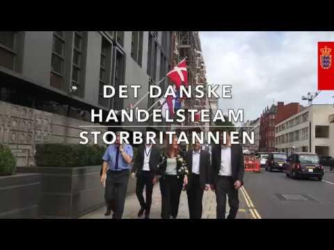 Dansk Eksportfremstød i Storbritannien