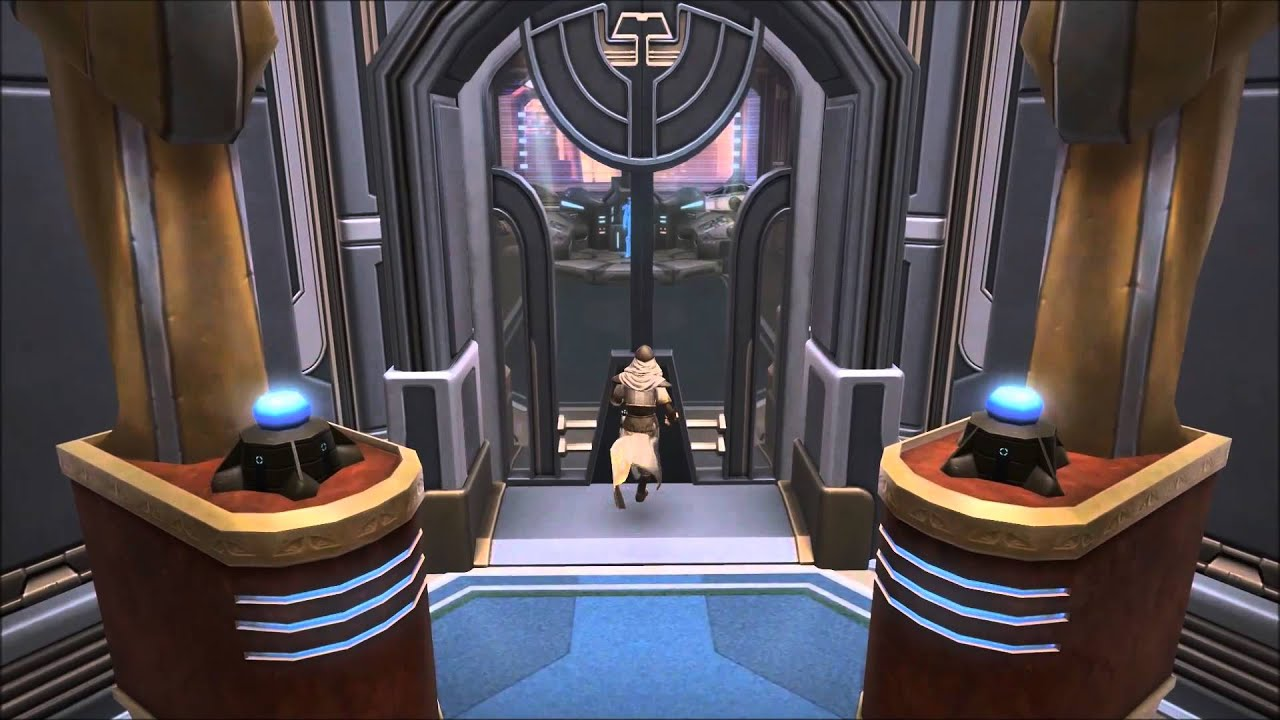 Swtor Stronghold Coruscant