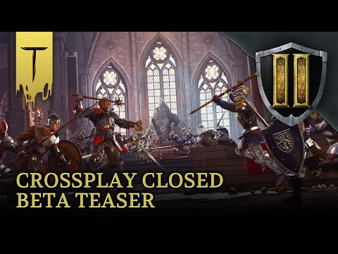 Crossplay Closed Beta Teaser