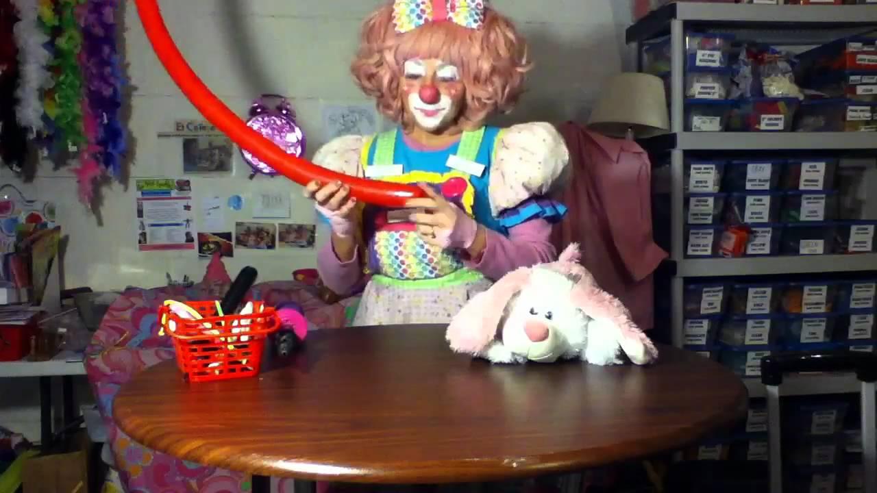 how to create a balloon sword