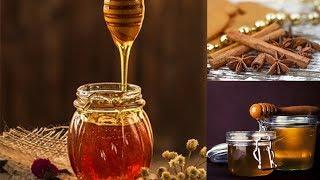 Gewicht verlieren mit Honig und Zimt, trinken vor dem Schlafen | Gesundheit