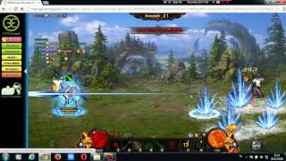 Divosaga(Wartune) Thailand Class War Finals Mage 2013 -12 -26