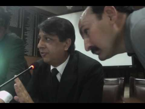 LHCBA Lecture: Azam Nazeer Tarrar ASC on Law of Bail