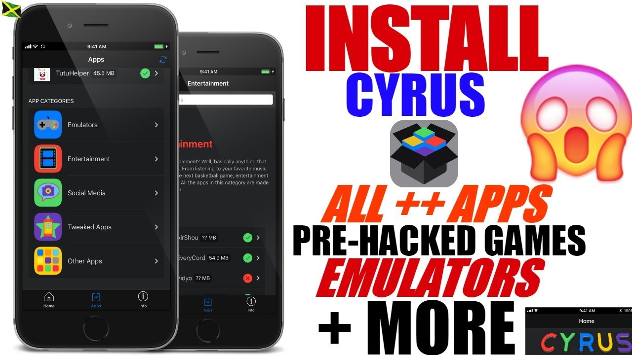 Emulators Category Ios Cracked Apps
