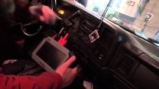 Fixing P0300 on Chevy 6.0L with a Cylinder 1 & 6 misfire with Autel Maxidas DS708